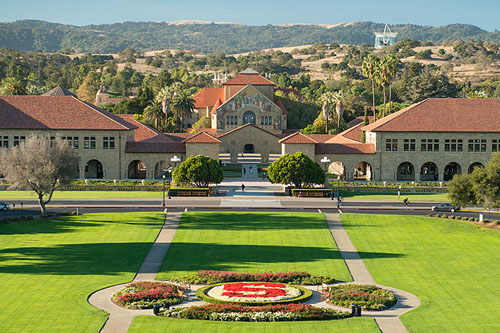 Stanford University Best INTP School