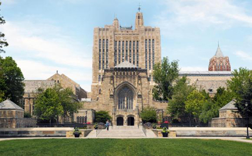 Yale University Best ESFP Small College